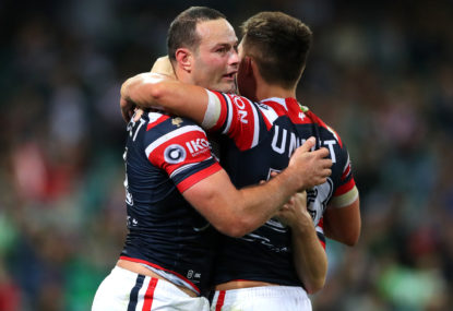 Sydney Roosters vs South Sydney Rabbitohs: NRL live scores, blog