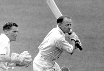Australia's greatest: Bradman or Trumper?