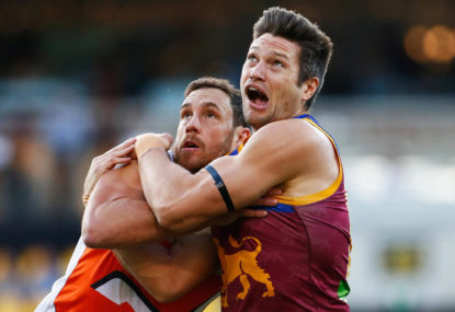 GWS Giants vs Brisbane Lions: AFL live scores