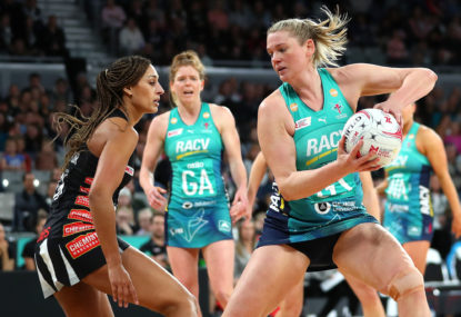 Melbourne Vixens vs Collingwood Magpies: Super Netball finals match result