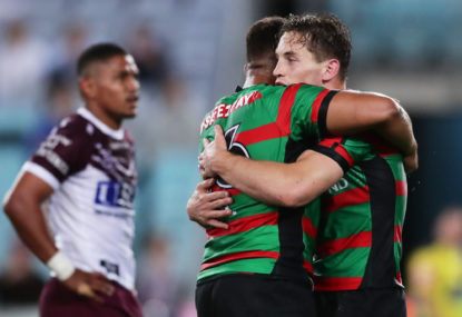 Souths squeeze past Sea Eagles in sensational semi-final