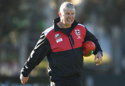 Frawley's death shocks AFL community