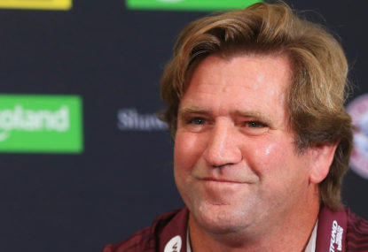 Des Hasler: Kooky, mad and perfect for Manly