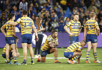 The myth of the Parramatta Eels will be shot down in 2020
