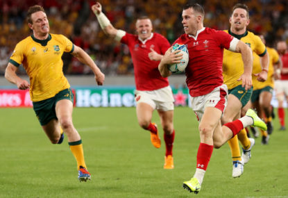 Wales withstand Wallabies' second-half fightback