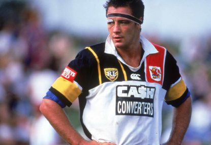 It's evolution, baby! Why the NRL needs to go back to the future