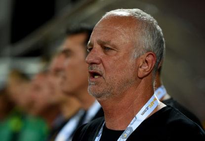 Will Socceroos fans ever appreciate Graham Arnold?