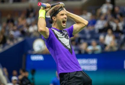 Daniil Medvedev vs Grigor Dimitrov: US Open men's singles semi-final live scores, blog
