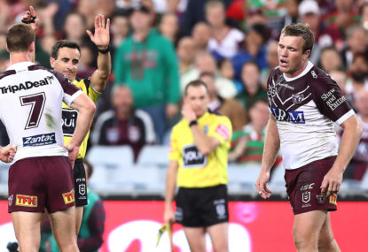 NRL and refs agree to one whistleblower