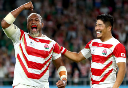 Japan must join the Six Nations