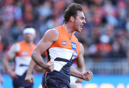 Was that the best win in GWS's history?
