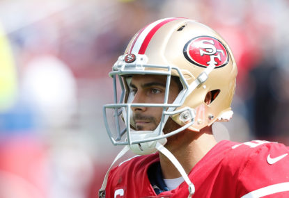 Are the Niners this year's Cinderella team?