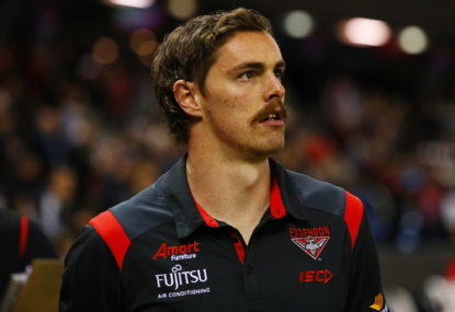 Why Essendon should delay losing Joe Daniher
