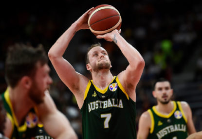 Joe Ingles is the best basketballer Australia has ever produced