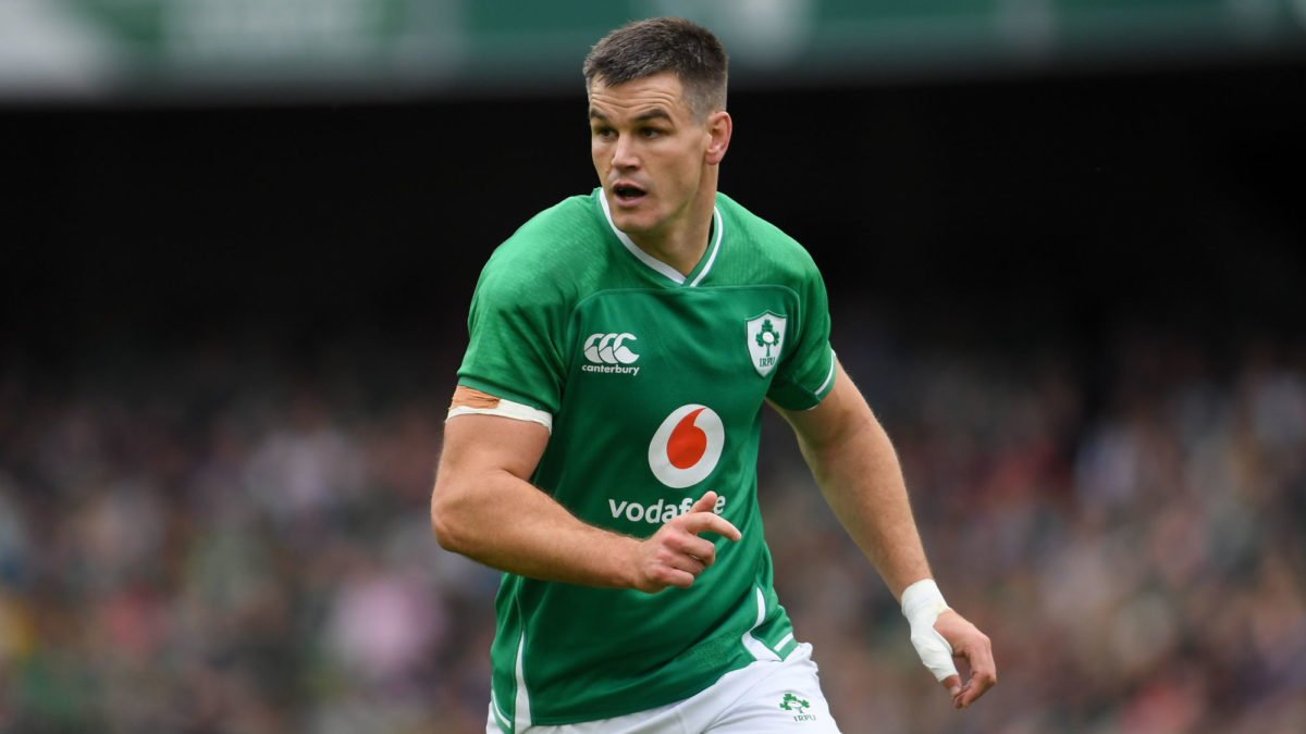 Ireland captain Sexton upset by doctor's comments
