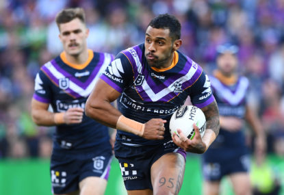 Melbourne Storm vs South Sydney Rabbitohs: NRL live scores