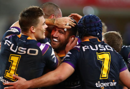Six talking points from Melbourne Storm vs Parramatta Eels NRL semi-final