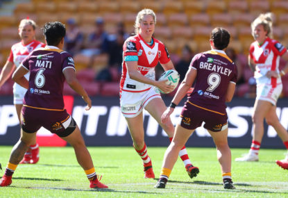 St George Illawarra Dragons vs Brisbane Broncos: NRLW match result, highlights