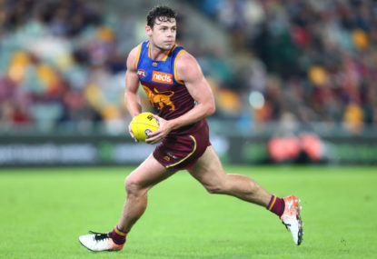 Chris Fagan pumps up Lachie Neale's Brownlow chances
