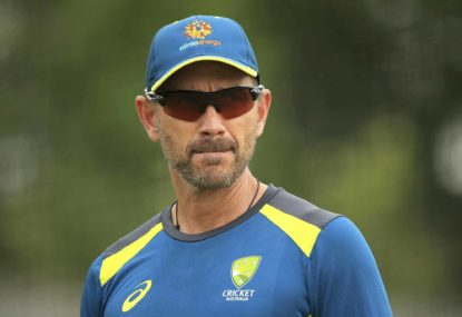 Eighteen months in: How is Justin Langer really going?
