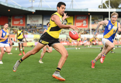 Pickett pushing for AFL grand final debut