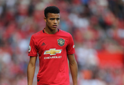 Mason Greenwood needs to leave Old Trafford
