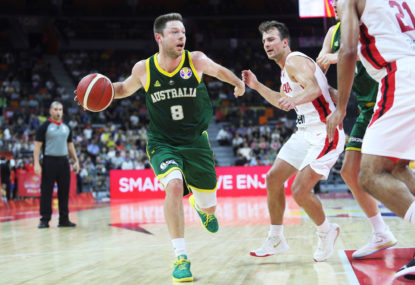 Boomers conquer Canada in World Cup opener