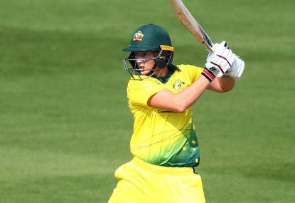 Aussie women dominate in the West Indies