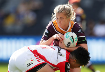 Brisbane Broncos vs New Zealand Warriors: NRLW final score, highlights