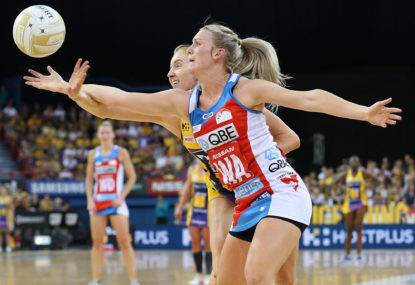 NSW Swifts sink Sunshine Coast in Super Netball grand final