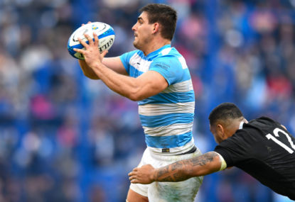 Argentina vs Tonga: Rugby World Cup final score, highlights