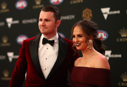 2019 AFL Brownlow Medal red carpet fashion ratings (by a bloke with no fashion sense)