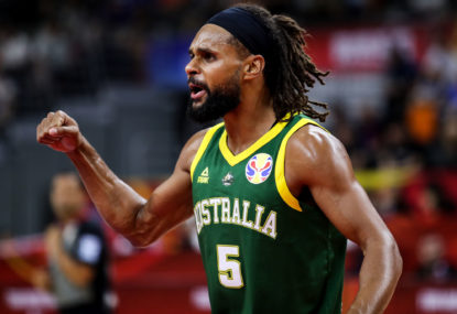 The Boomers' Olympics window is small but open
