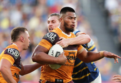 NRL's third law: For every action, there is an equal or opposite reaction