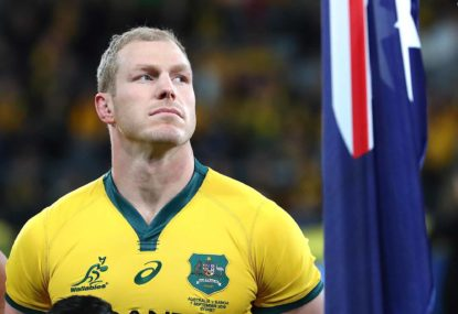 PM Pocock? Champion Wallaby ponders politics after rugby