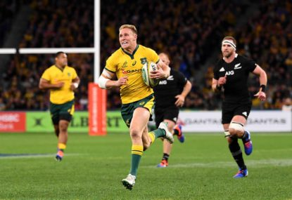 Rugby Championship still on Sanzaar radar