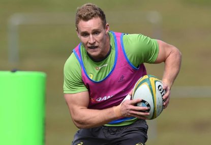 Reece Hodge extends with Wallabies and Rebels until 2023
