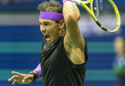 Nadal secures end-of-year no.1 status with ATP finals victory