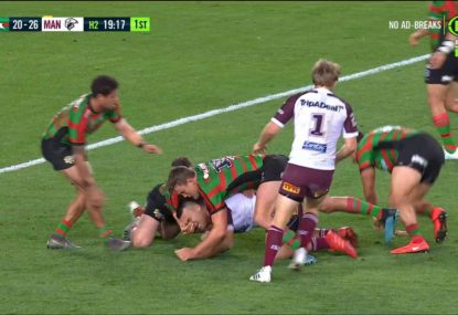 Liam Knight escapes punishment for controversial incident