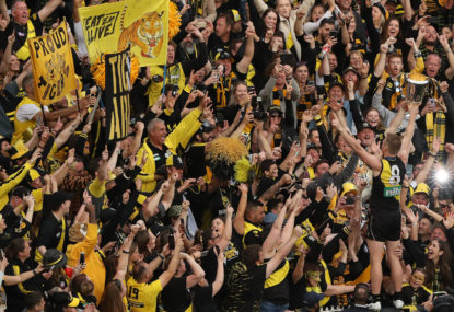 Tiger Army stays loyal to Punt Road