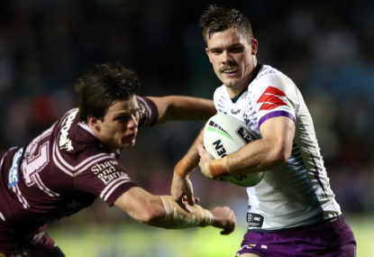 Ryan Papenhuyzen signs contract extension with Melbourne Storm
