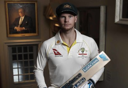 Smith chilled as captaincy milestone looms