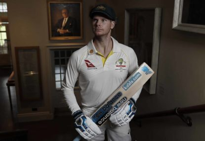 Steve Smith's cricketing legacy is already being felt