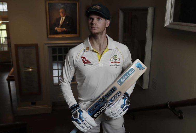 Steve Smith and Don Bradman