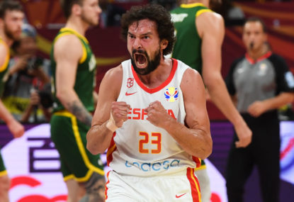 Boomers go bust: Spain knock Aussies out of World Cup in double-overtime thriller