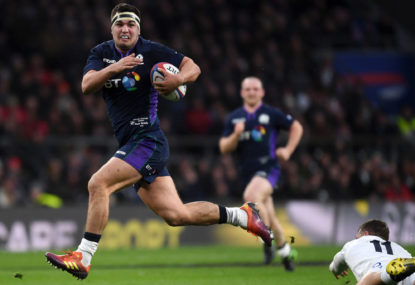 Scotland vs Samoa: Rugby World Cup live scores, blog