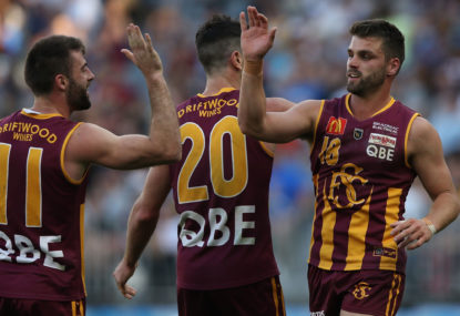 Subiaco smash South Fremantle to win another WAFL Grand Final