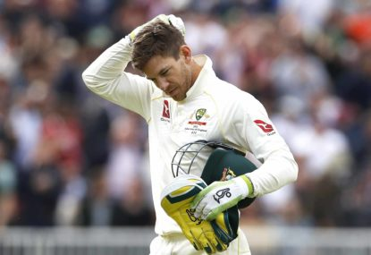 Why the ground selections against New Zealand are horribly unlucky: Perth edition