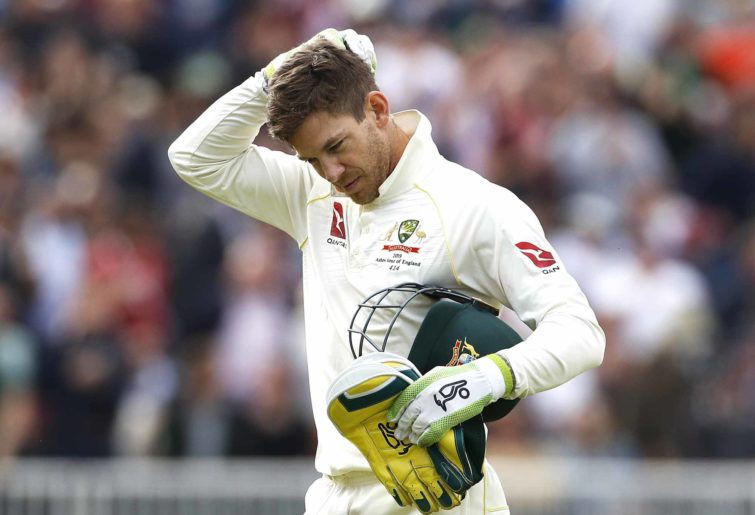 Tim Paine reflects on victory