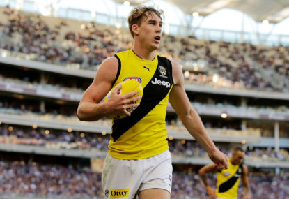 Tom Lynch ruled out of Richmond's qualifying final